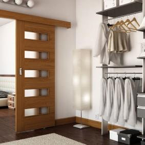 раздвижные двери в гардеробную идеи вариантов