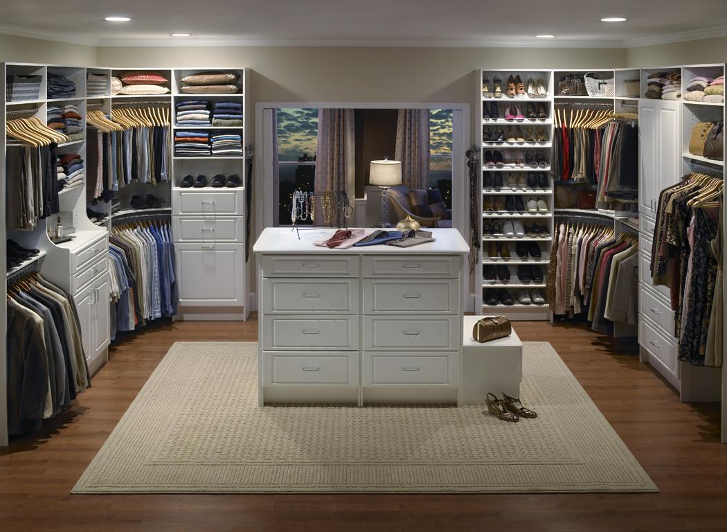 размеры гардеробной в квартире
