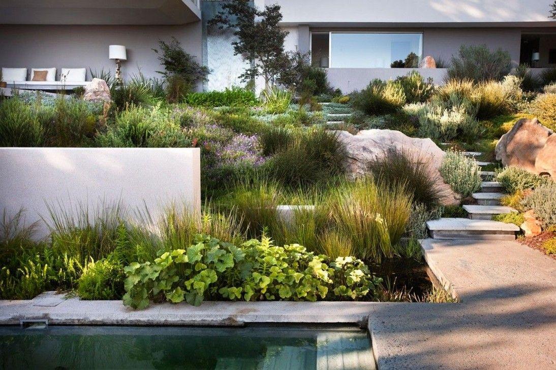 сад в эко стиле