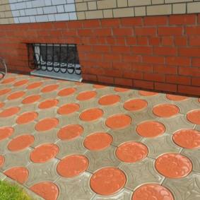 садовая плитка для дорожек идеи варианты