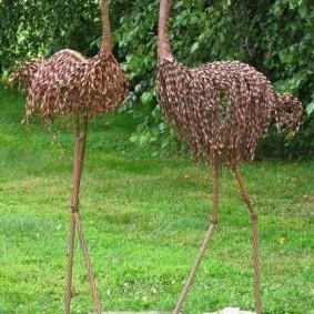 садовые фигуры для дачи дизайн идеи