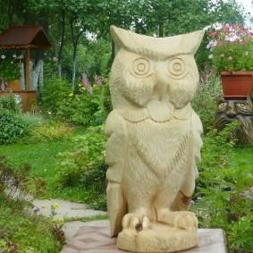 садовые фигуры для дачи декор идеи