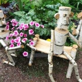садовые фигуры для дачи идеи декор