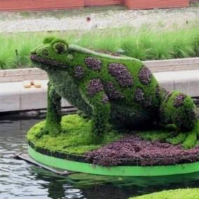 садовые фигуры для дачи фото