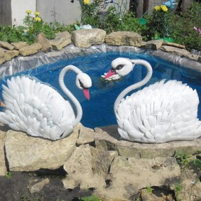 садовые фигуры для дачи варианты
