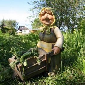 садовые фигуры для дачи идеи вариантов