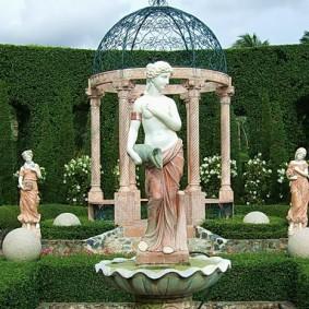 садовые фигуры для дачи идеи виды