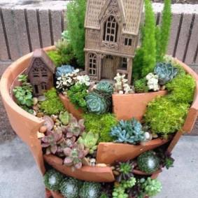 садовые фигуры для дачи идеи фото