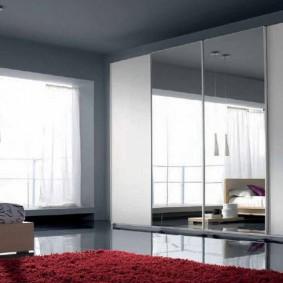 шкаф купе для спальни дизайн