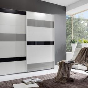 шкаф купе для спальни дизайн фото
