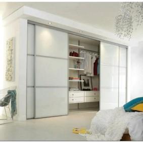 шкаф купе для спальни декор