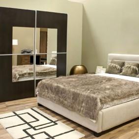 шкаф купе для спальни идеи интерьер