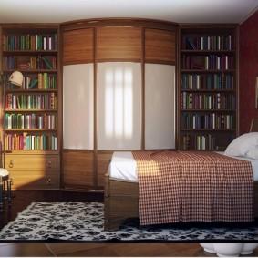 шкаф купе для спальни фото оформления