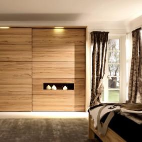 шкаф купе для спальни идеи оформление