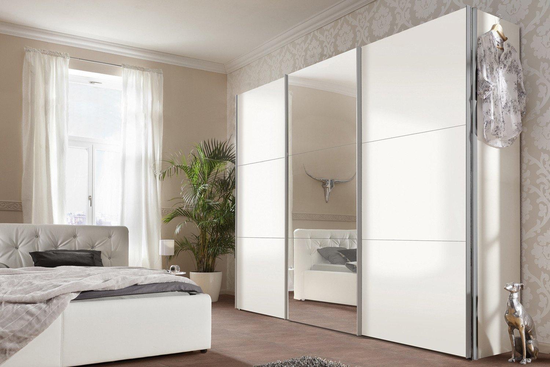 белый шкаф купе в спальню