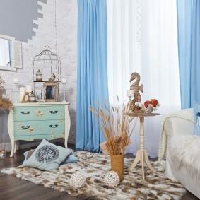 шторы для гостиной дизайн идеи