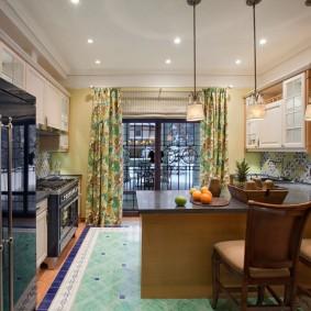 шторы для гостиной идеи декора