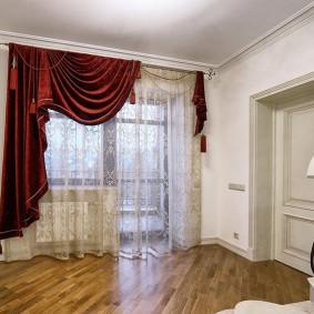 шторы для гостиной фото идеи