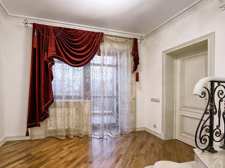 утройство для ассиметричные шторы для гостиной фото можно подкладывать