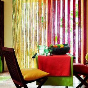 шторы для гостиной дизайн