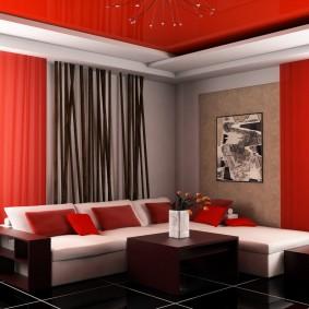 шторы для гостиной фото дизайн
