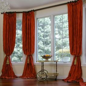 шторы для гостиной фото дизайна