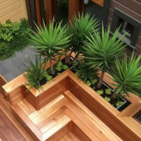 современная садовая скамейка идеи