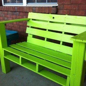 современная садовая скамейка фото обзор