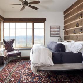 современная отделка спальни дизайн идеи