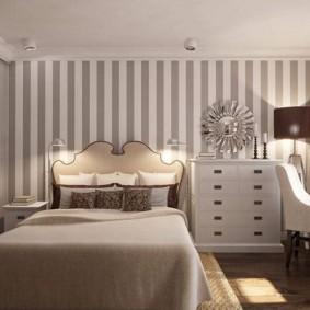современная отделка спальни идеи декора
