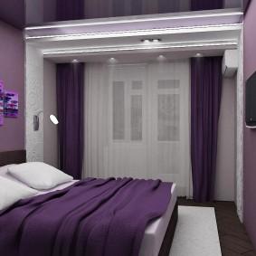 спальня после ремонта декор