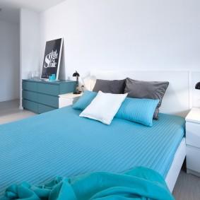 спальня после ремонта декор фото