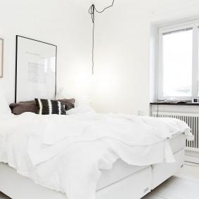 спальня после ремонта фото декор
