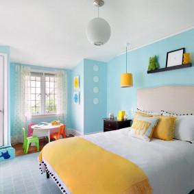 спальня после ремонта декор идеи