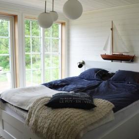 спальня после ремонта фото интерьер