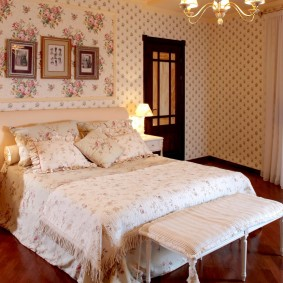 спальня после ремонта оформление