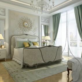 спальня после ремонта виды