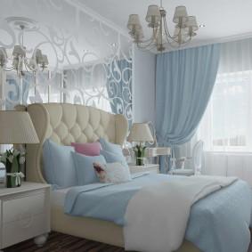 спальня после ремонта дизайн