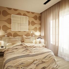 спальня после ремонта фото дизайна