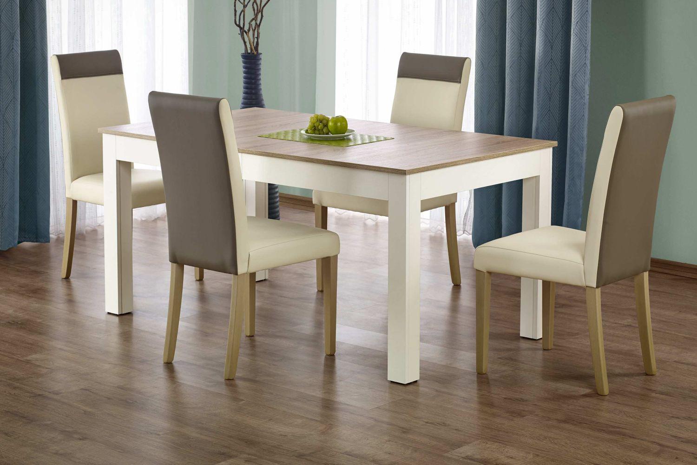 стол и стулья для гостиной дизайн