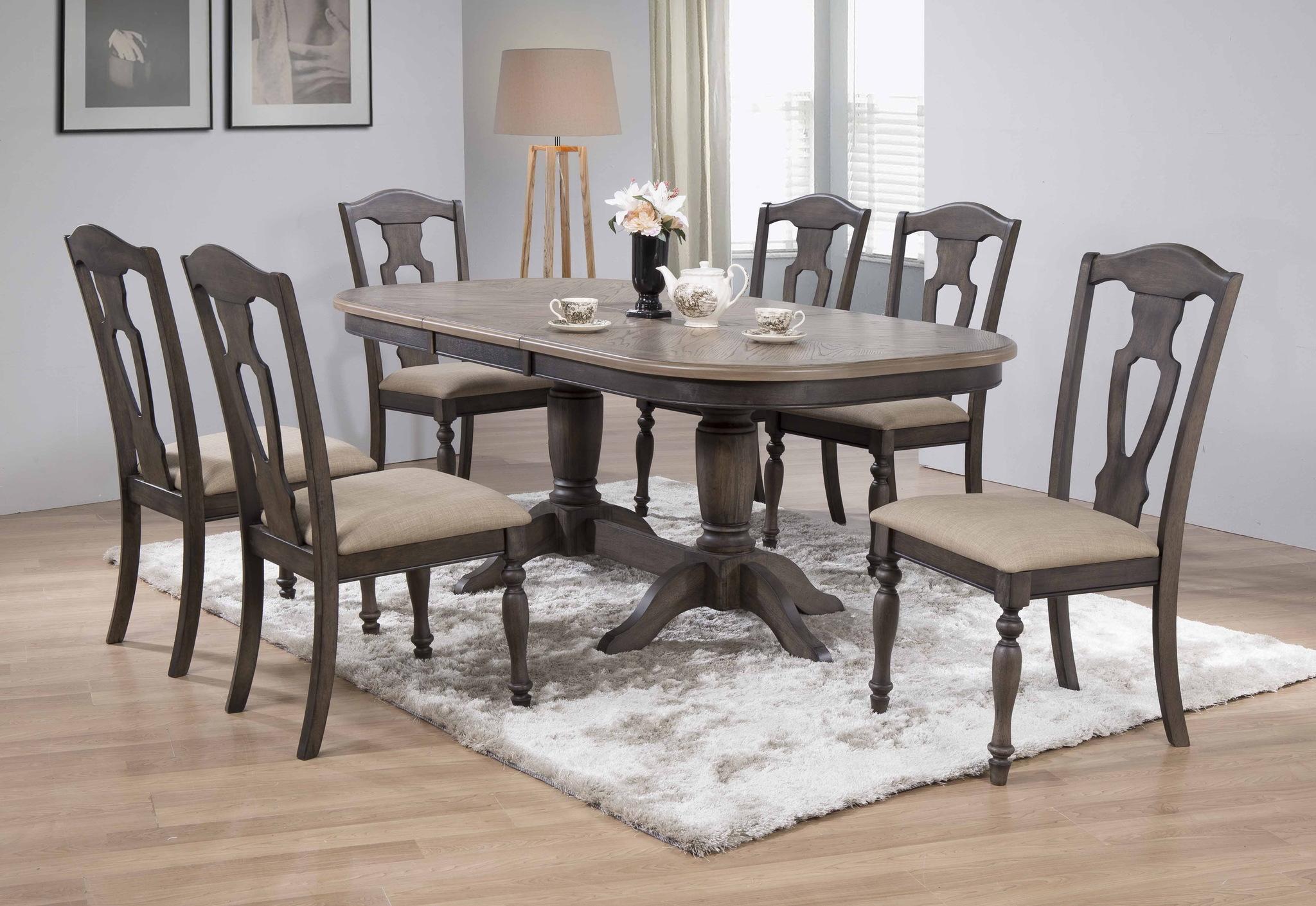 стол и стулья для гостиной идеи фото