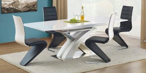 стол и стулья для гостиной современные