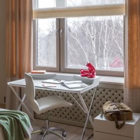 стол трансформер для гостиной идеи интерьер