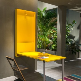 стол трансформер для гостиной фото оформления