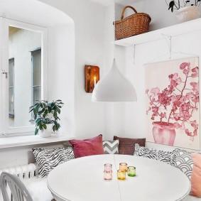 стол трансформер для гостиной виды дизайна