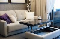 стол трансформер для гостиной обзор