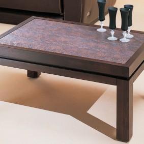 стол трансформер для гостиной фото вариантов