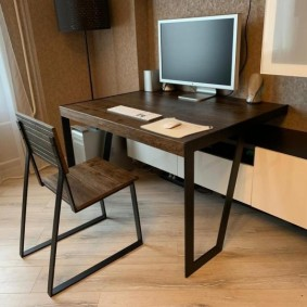 стол трансформер для гостиной идеи фото
