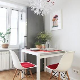 стол трансформер для гостиной дизайн фото