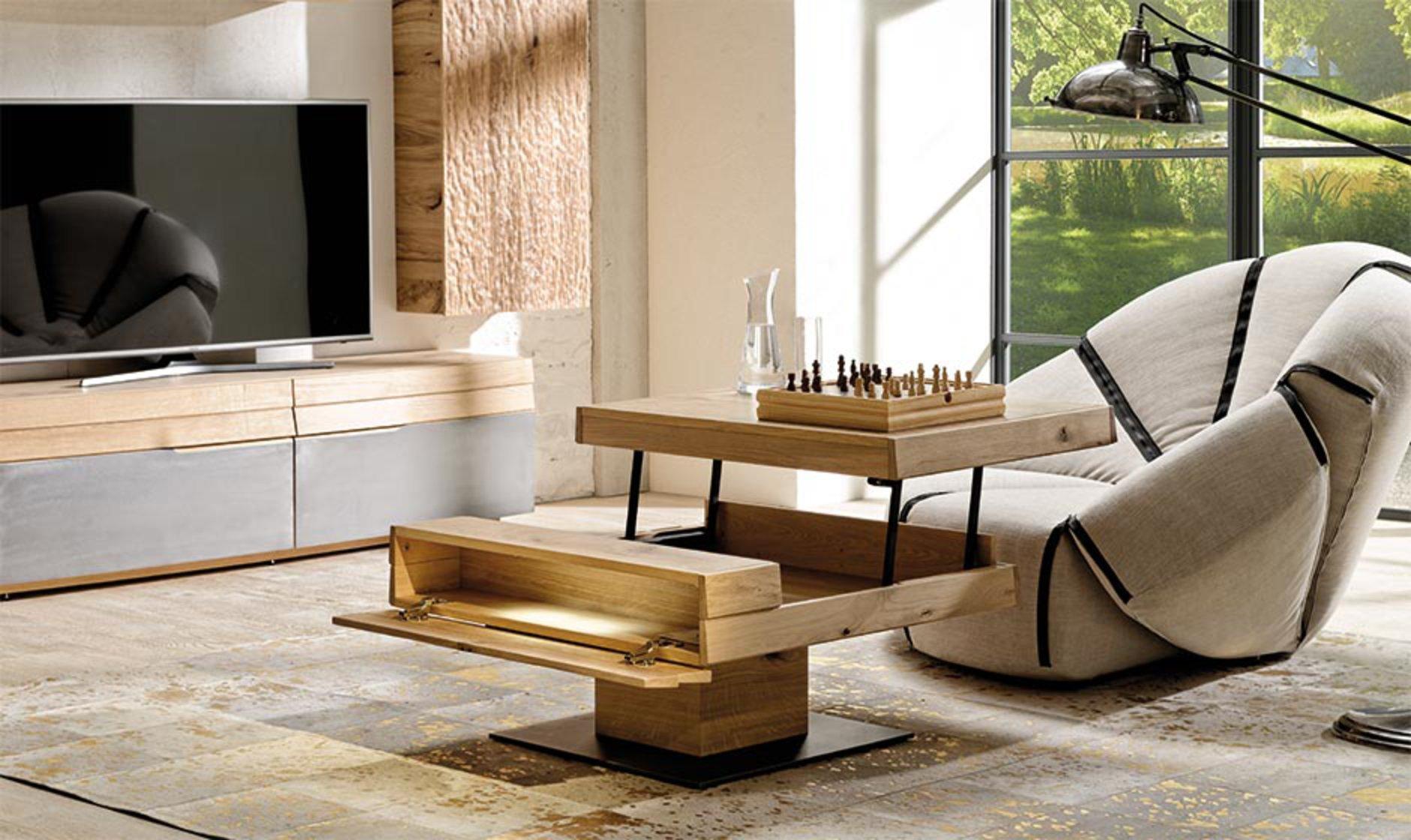 стол трансформер в гостиной идеи дизайна